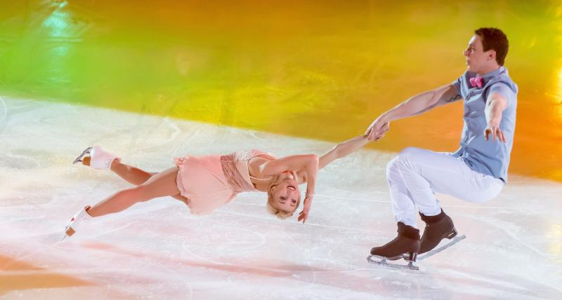 Art on ice - © Erwin Zueger/Art on Ice