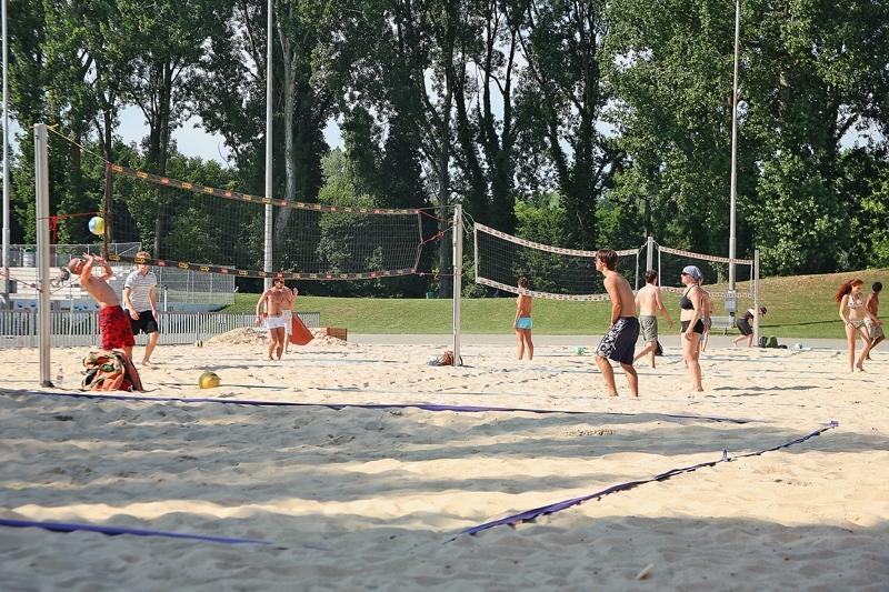 Vidy Beach Volley