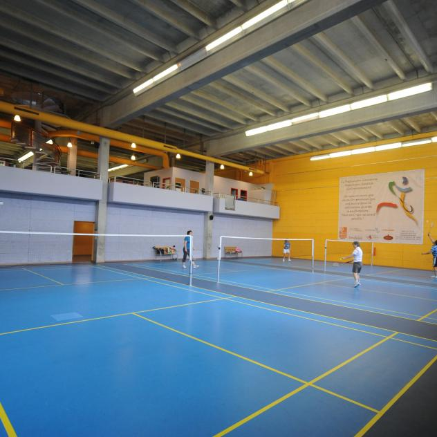 Malley – Badminton center - © Badminton center - Malley