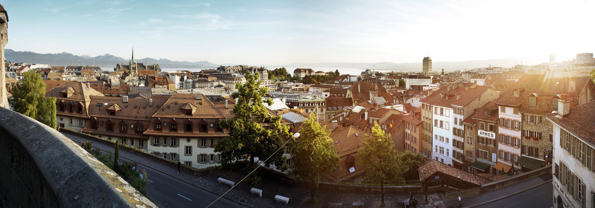 Lausanne Romantique