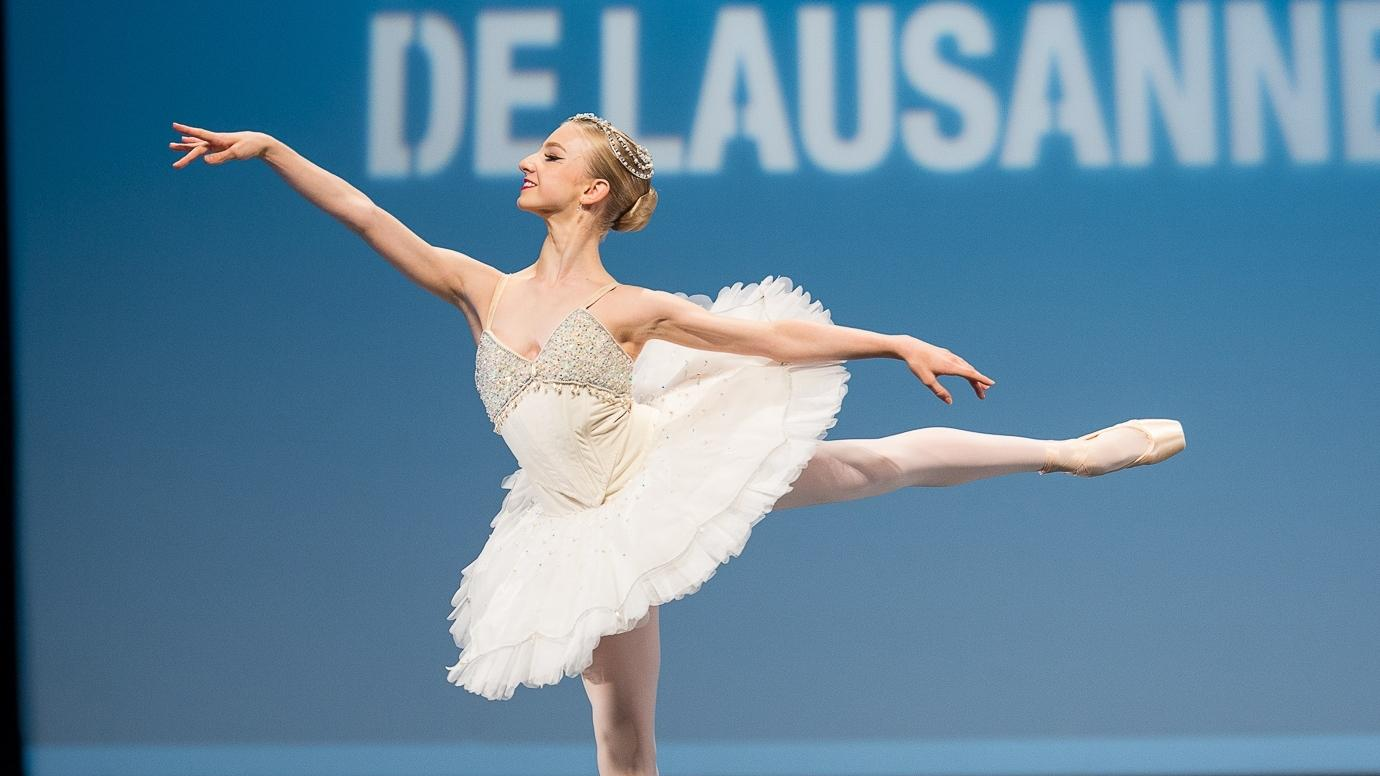 Danseuse prix de Lausanne - © Gregory Batardon