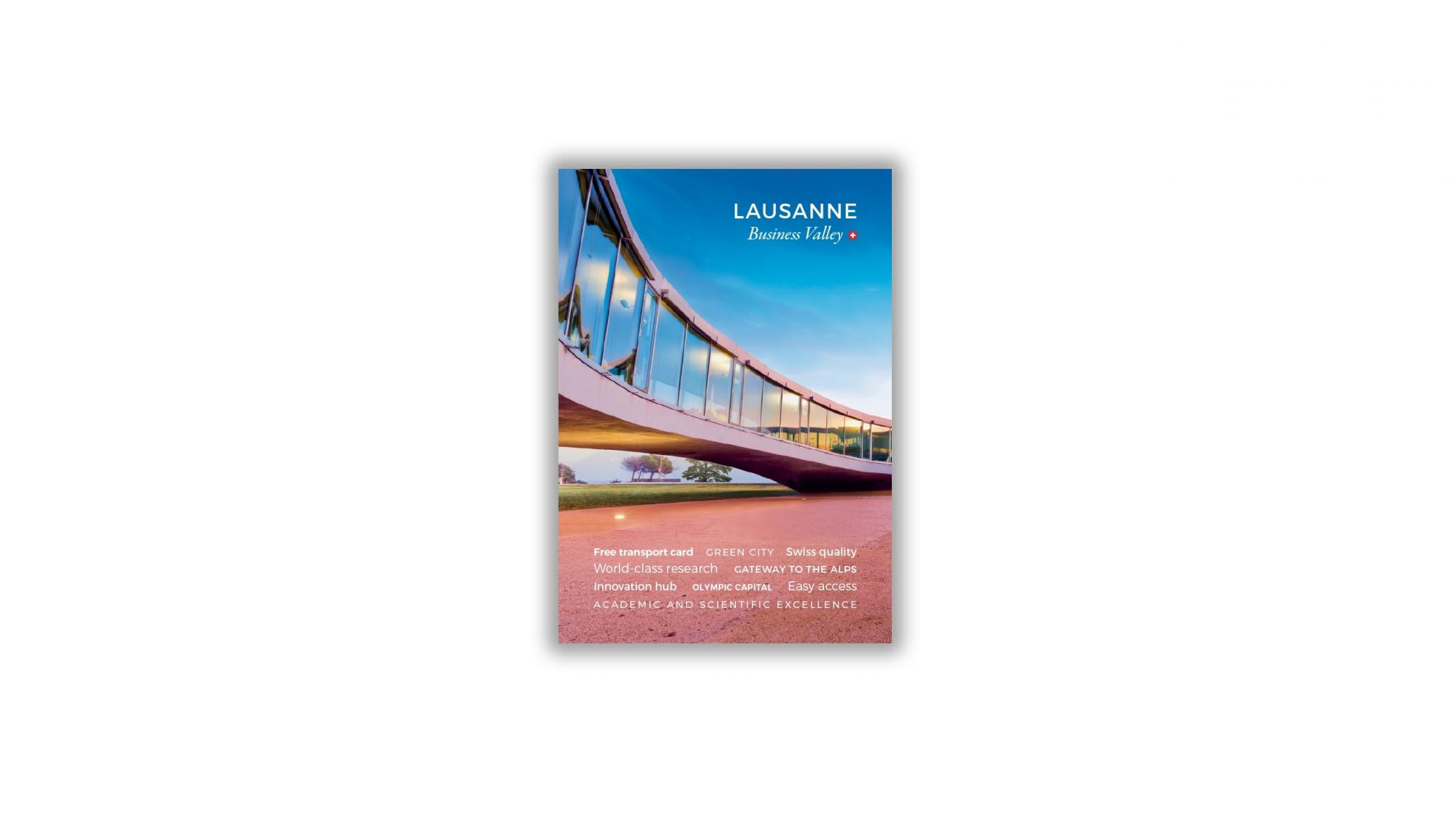 Meeting Guide « Lausanne Business Valley »