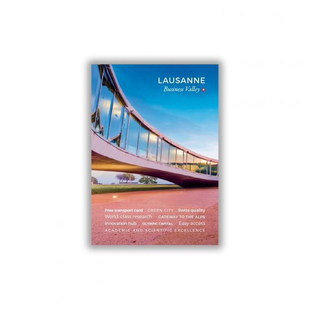 Meeting Guide - Lausanne Business Valley - © Lausanne Tourisme