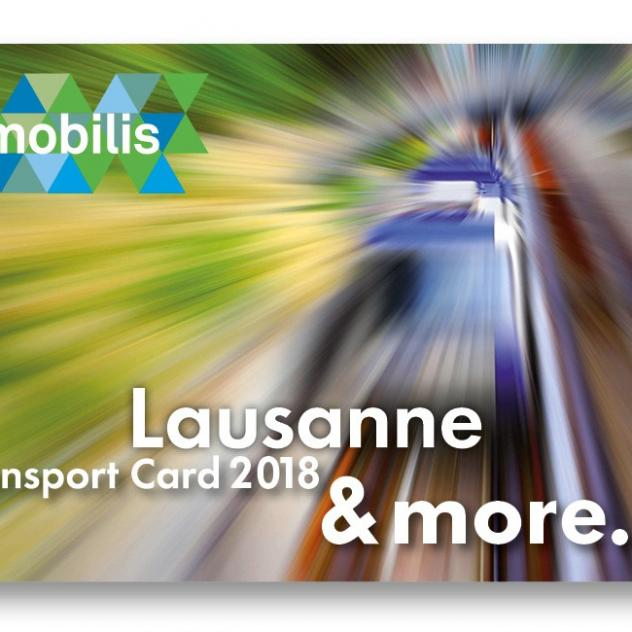 Lausanne Transport Card - © All Rights Reserved