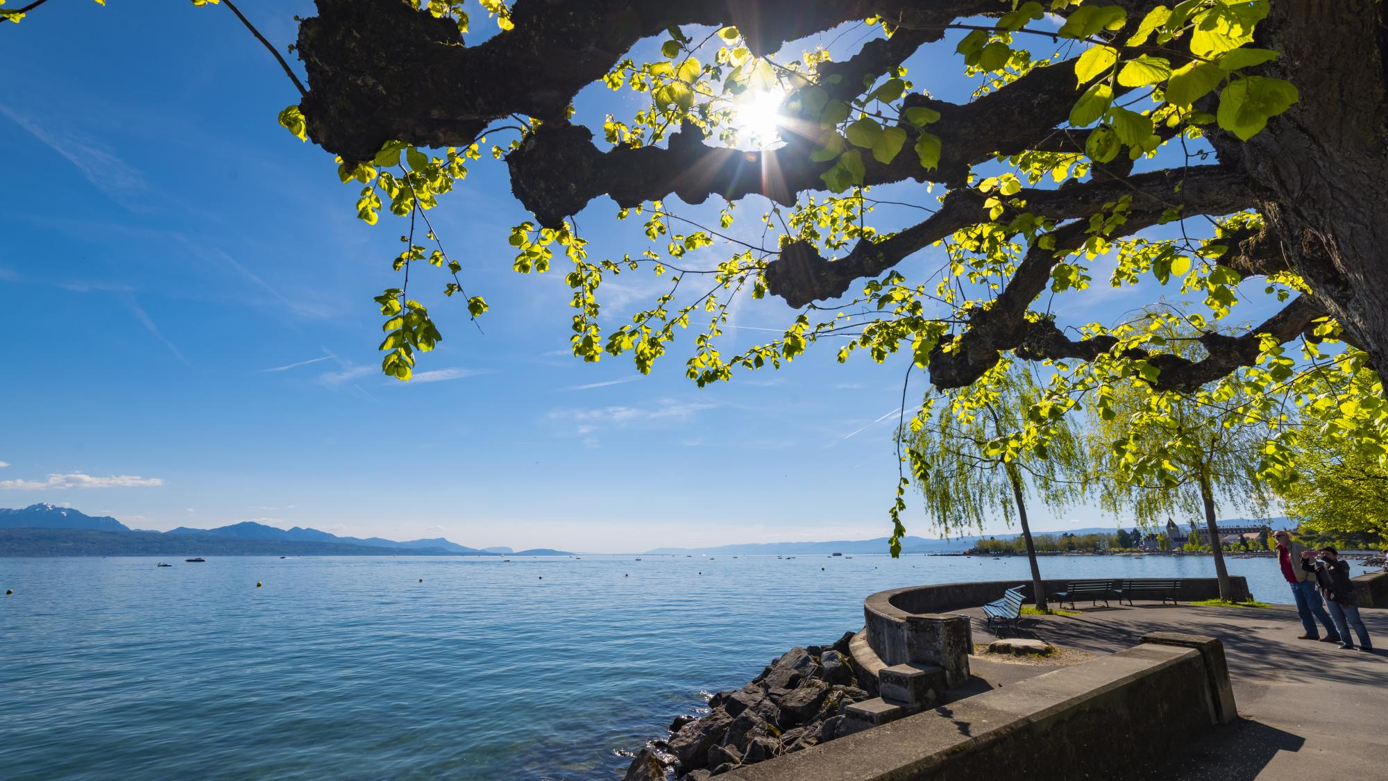 Ouchy - Lake Geneva - © LT/ Laurent KACZOR