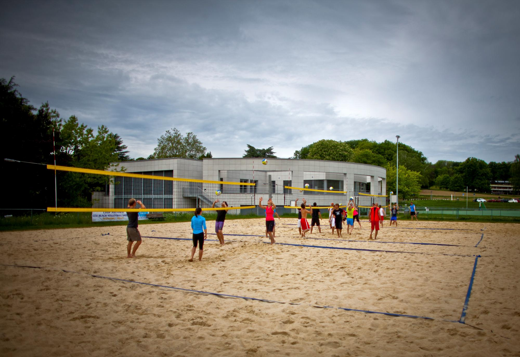 Beach Volley Dorigny