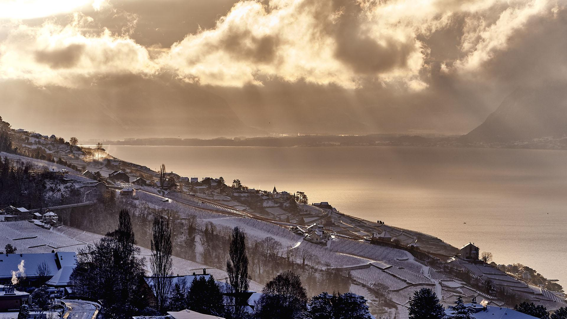 Lausanne in Winter - © LT/Laurent KACZOR