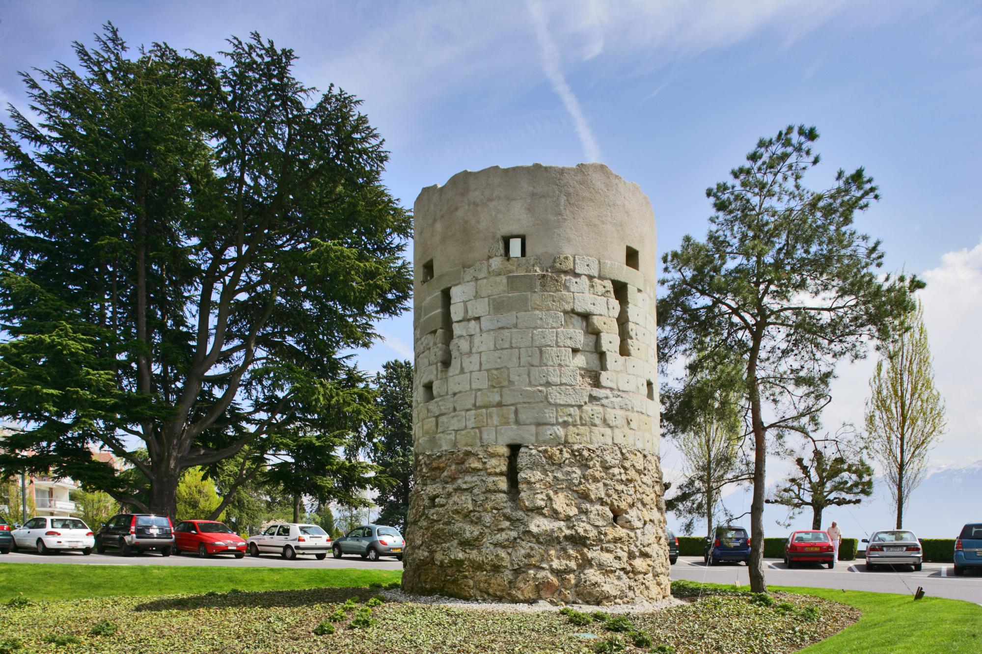 The Haldimand Tower