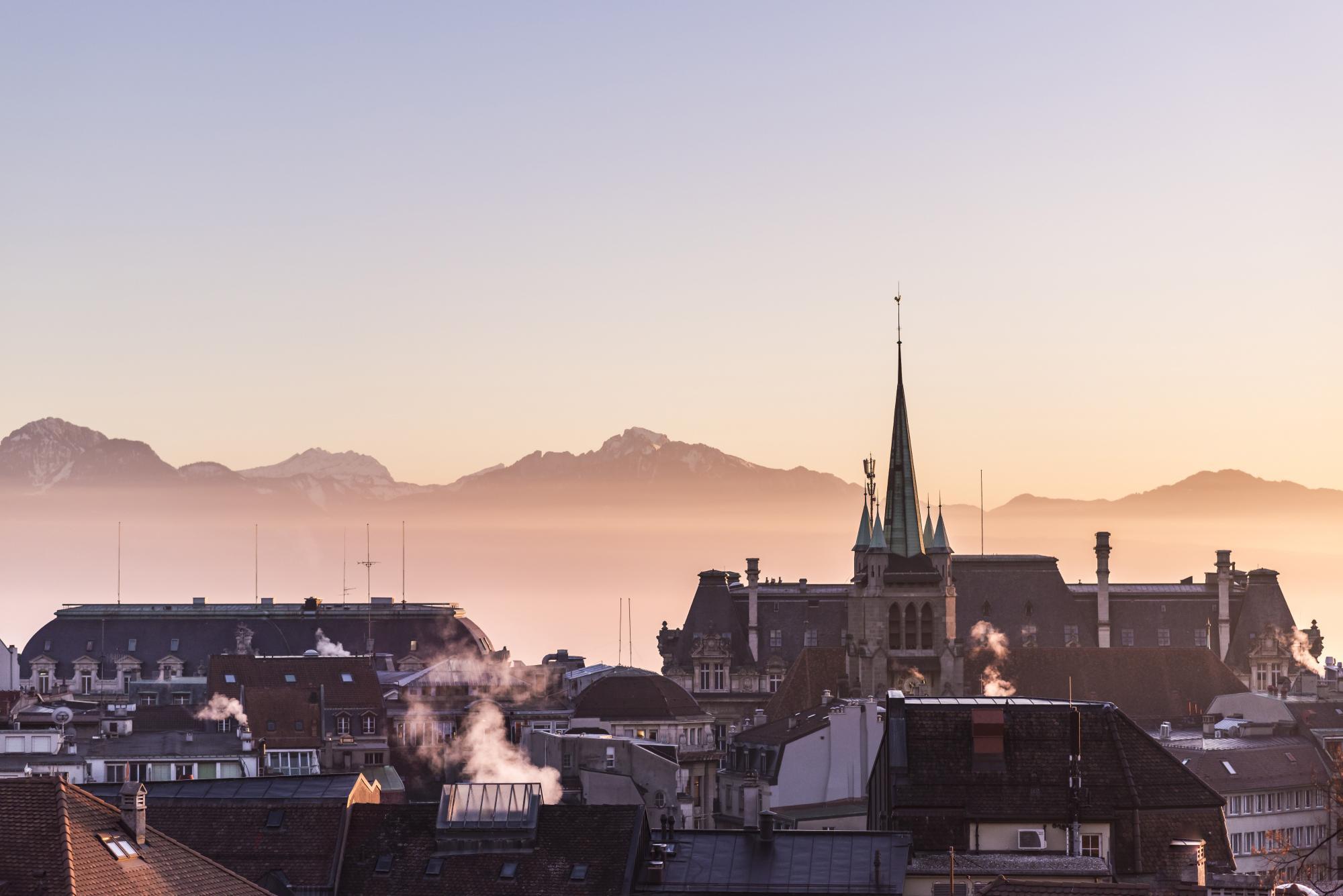 Lausanne Tourisme