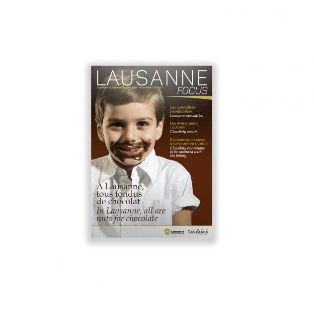 Lausanne Focus winter 2016/2017 - © Lausanne Tourisme