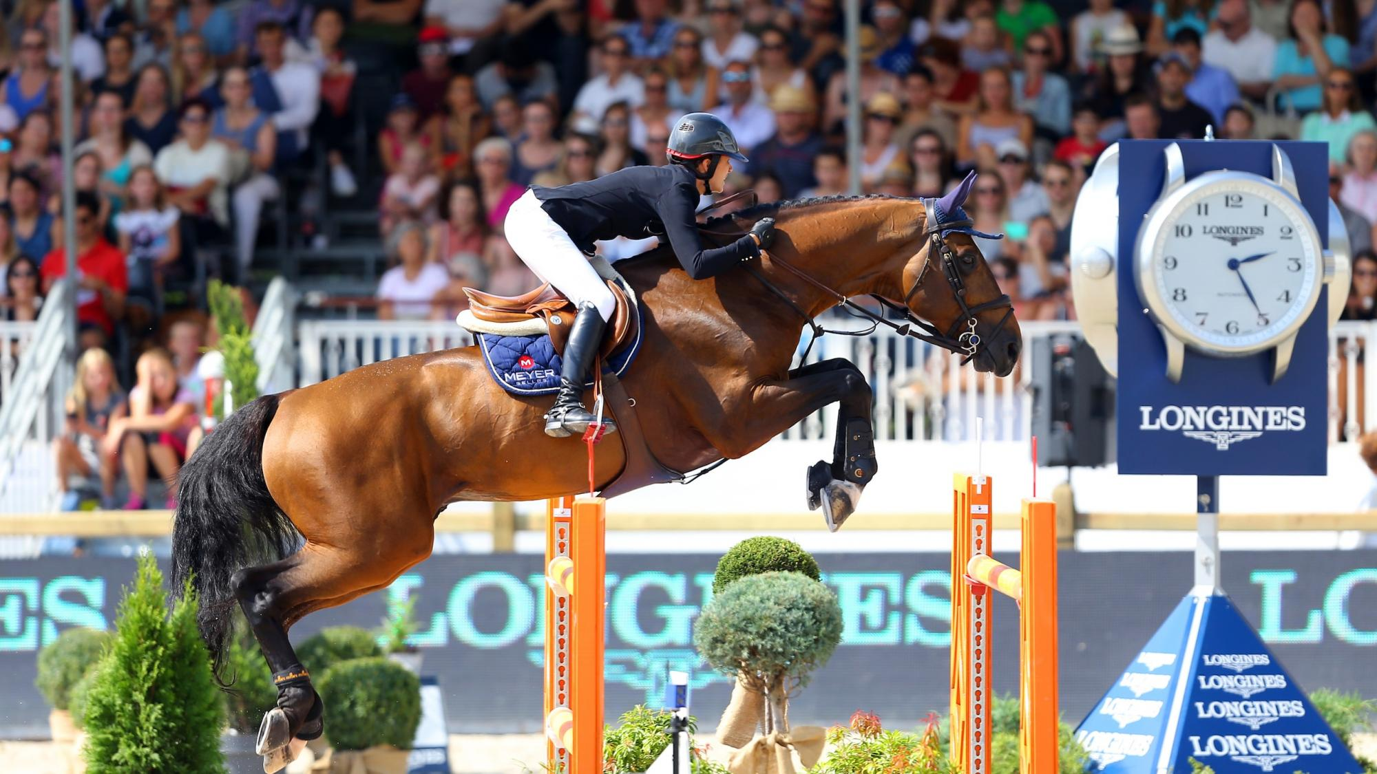 International Longines Horse Show of Lausanne
