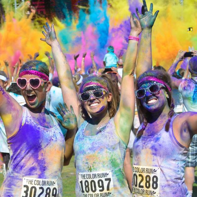 The Color Run - © Seeing Digitally