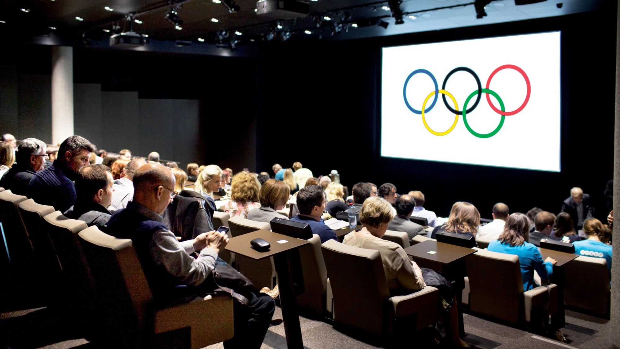 Events at The Olympic Museum