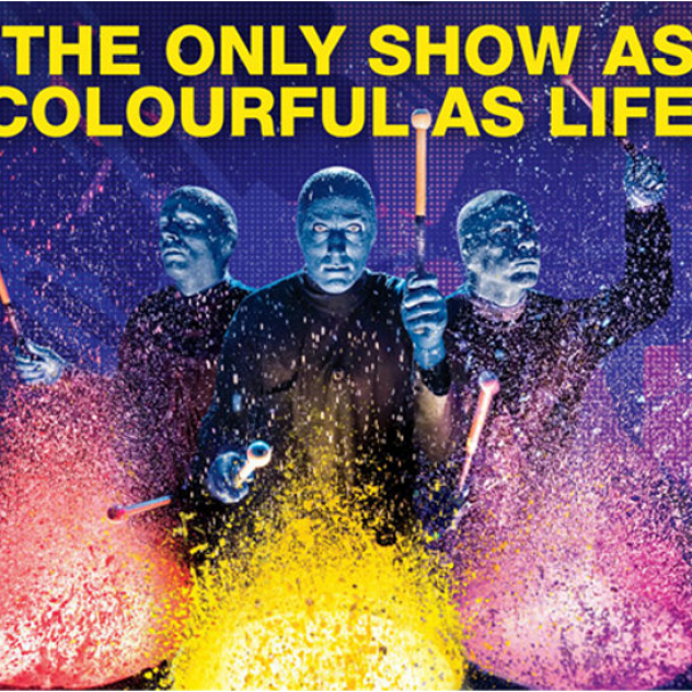Blue Man Group - ©