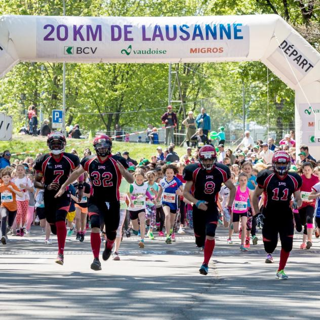 Lausanne 20 KM - © Florian Aeby