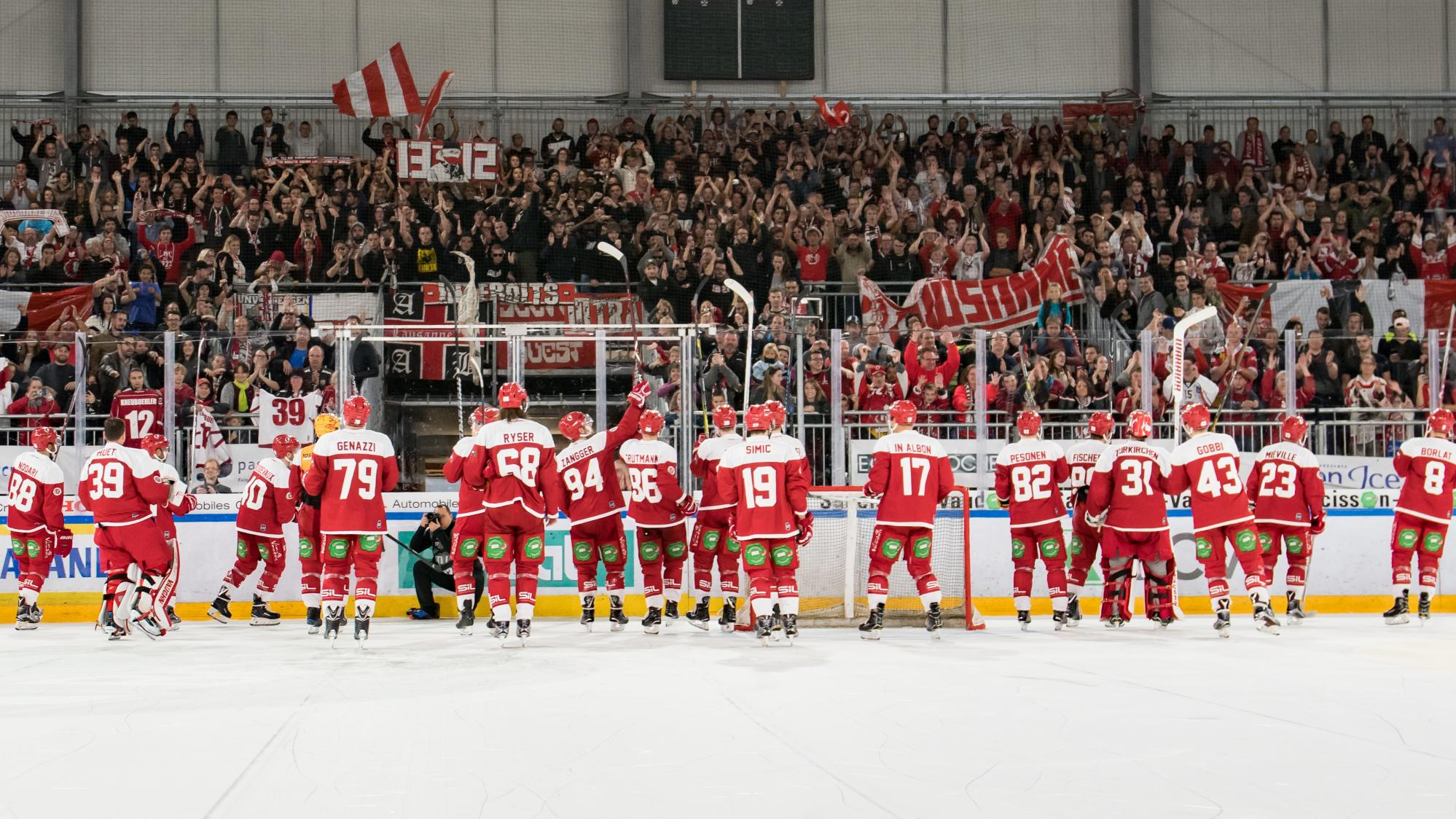 Lausanne Hockey Club – LHC