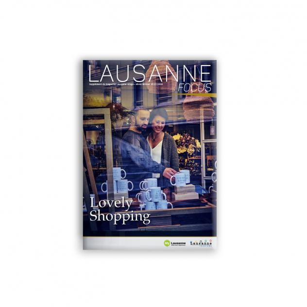 Lausanne Focus winter 2017/2018 - © Lausanne Tourisme