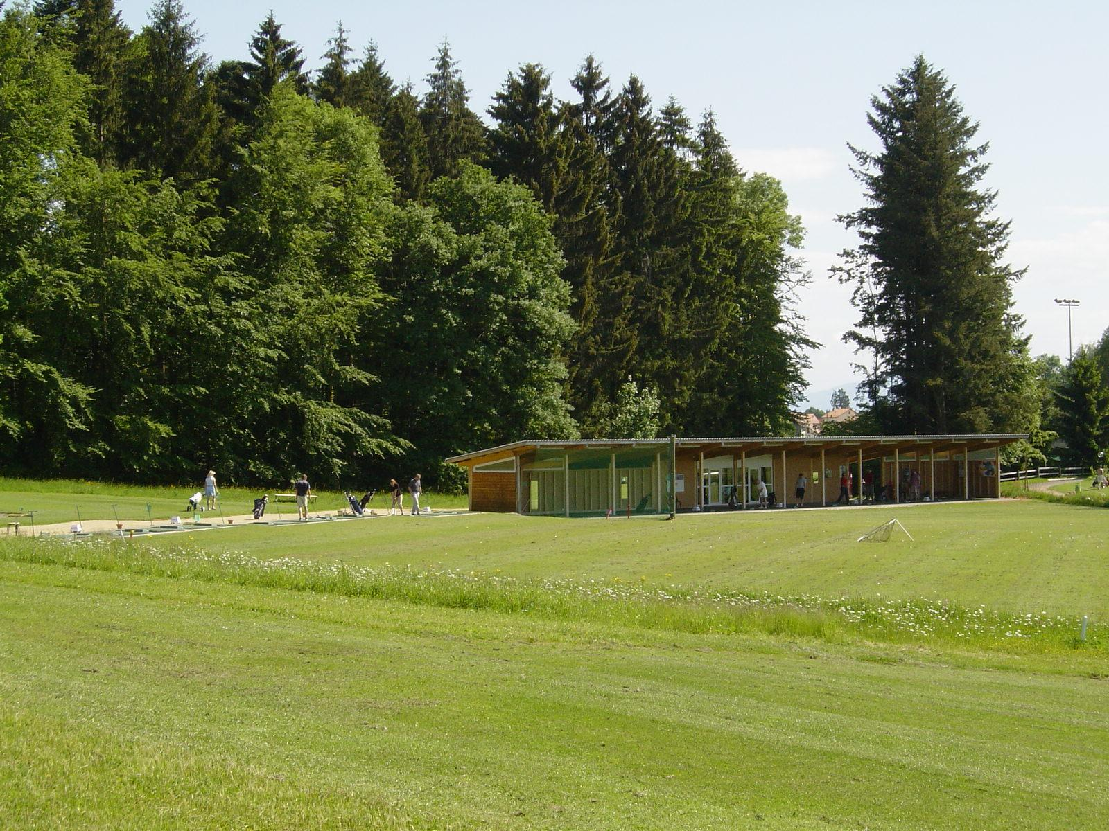 Pra Roman Golf Club - Practice centre