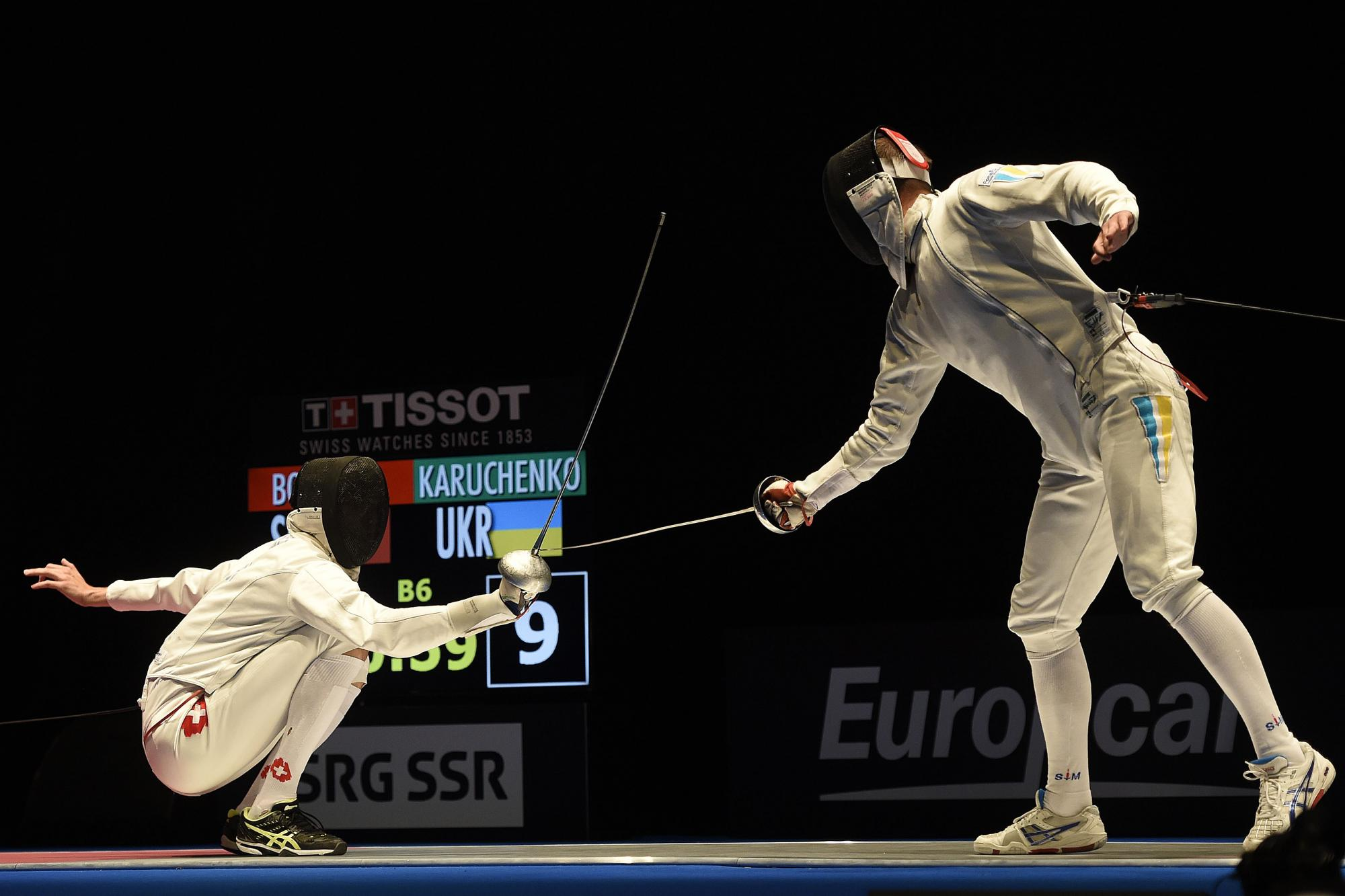 International Lausanne Fencing Challenge