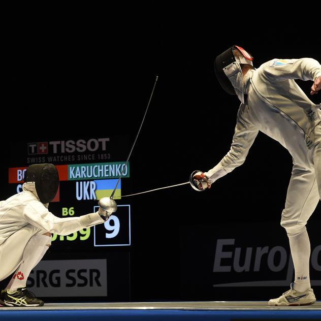 International Lausanne Fencing Challenge - © Valeriano Di Domenico