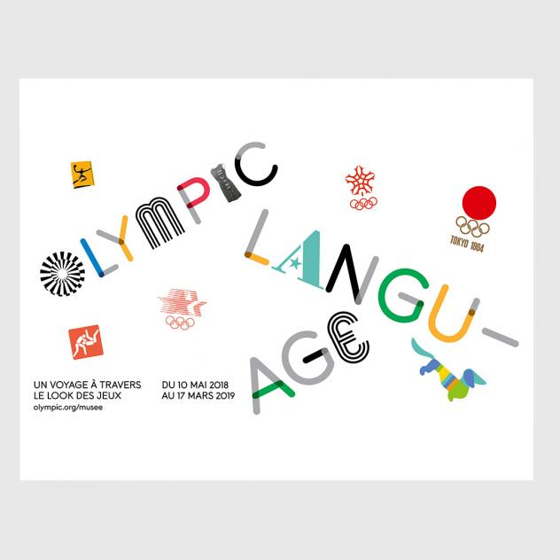 Olympic Language - © Musée Olympique