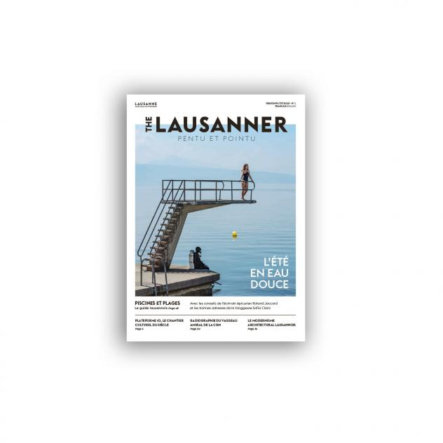 The Lausanner: a summer in freshwater - ©