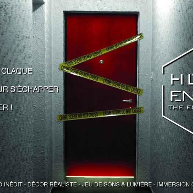 Hotel Enigma (escape game) - ©