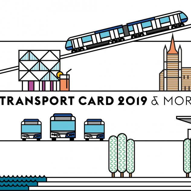 Lausanne Transport Card & More 2019 - © Lausanne Tourisme