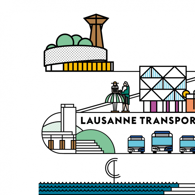 Lausanne Transport Card & More 2020 - © Lausanne Tourisme