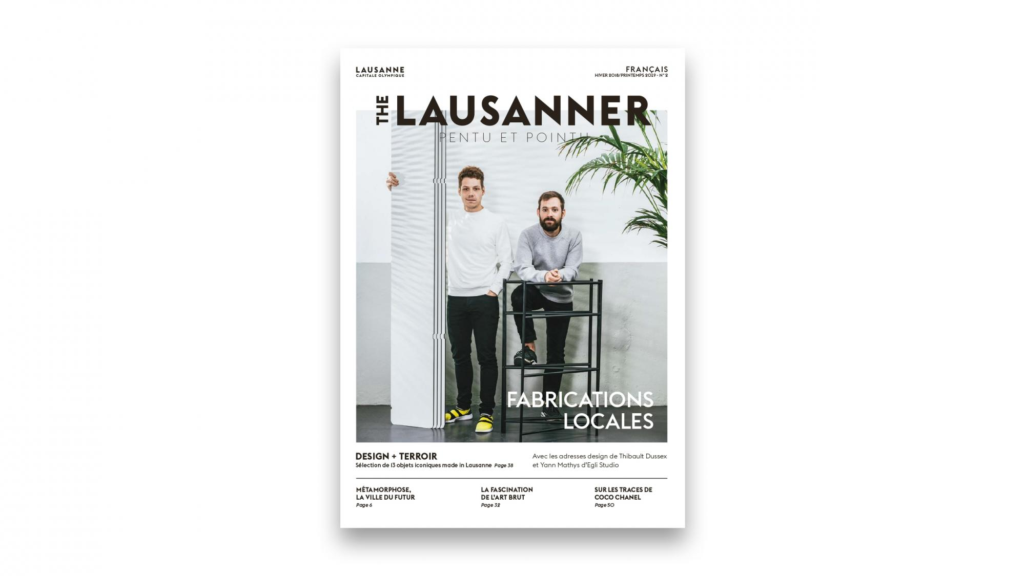 The Lausanner: local productions