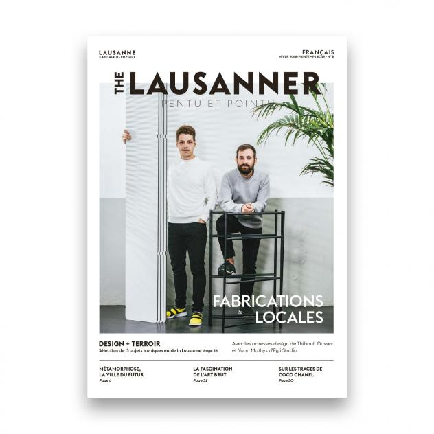 The Lausanner: Fabrications locales - © Lausanne Tourisme