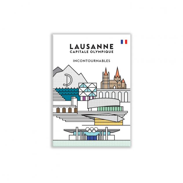 Lausanne Die Highlights - ©