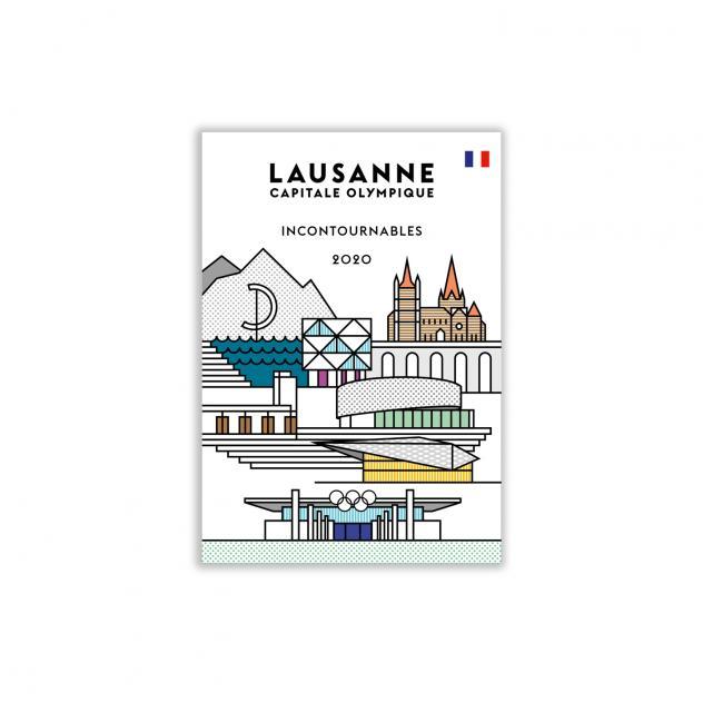 Lausanne Must-sees - ©