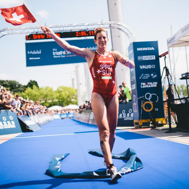 2019 ITU World Triathlon Grand Final Lausanne - © William Gammuto