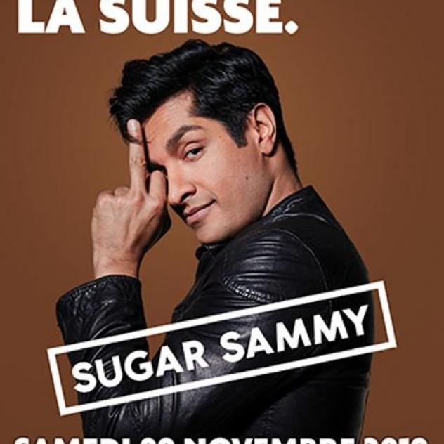 Sugar Sammy - ©