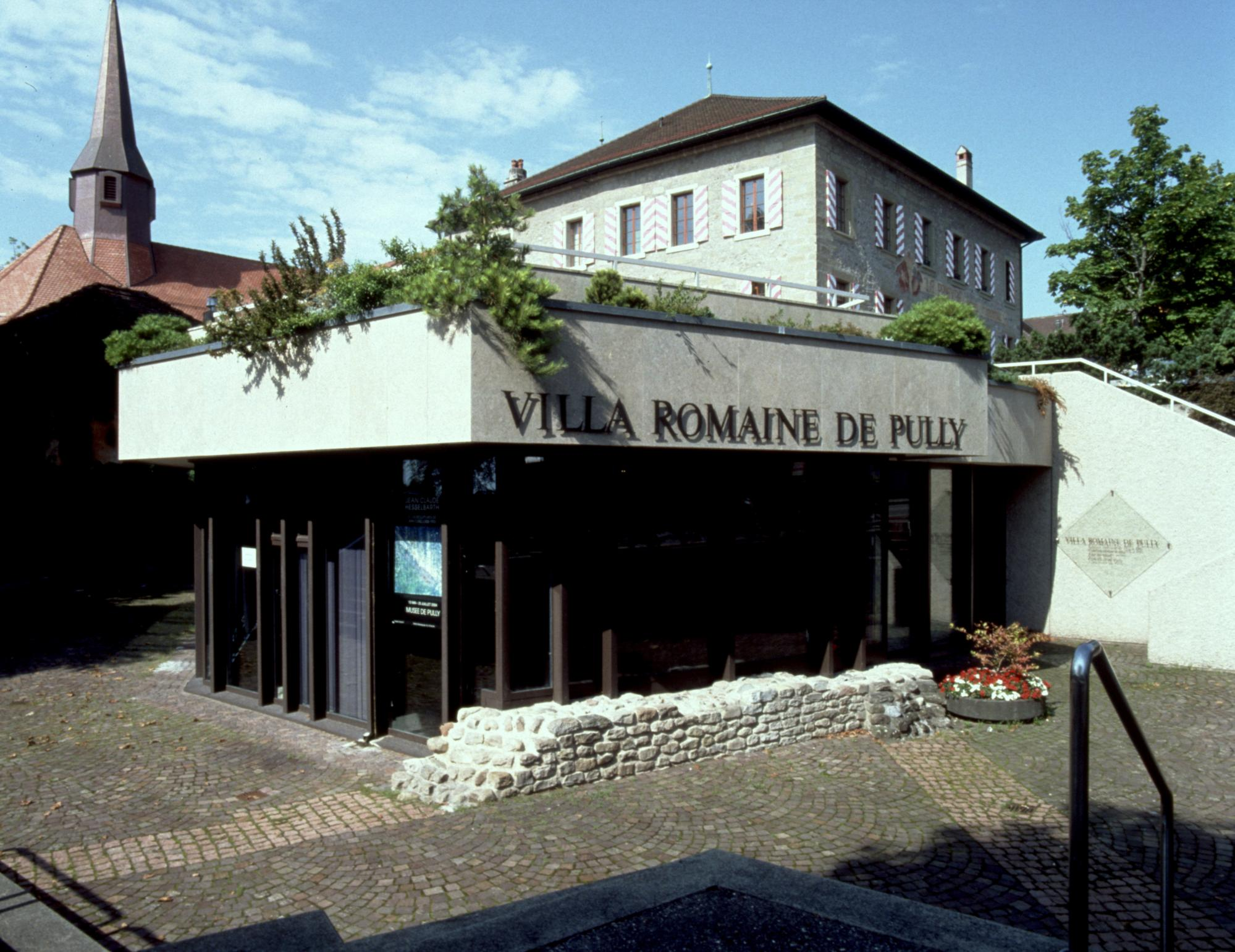 Villa romaine de Pully