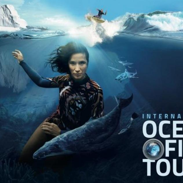 International Océan Film Tour - ©