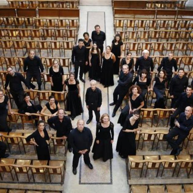 Ensemble Vocal de Lausanne - Beethoven & Mo... - ©