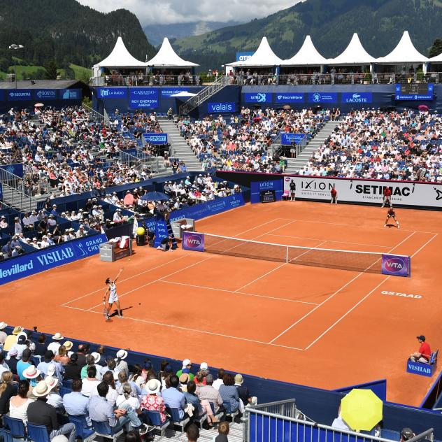 Ladies Open Lausanne Tournoi WTA - © Valeriano Di Domenico