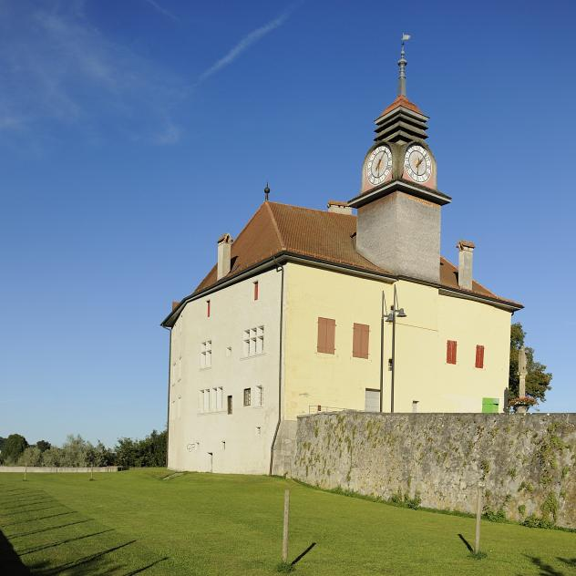 Rochefort Castle and Vieux-Moudon Museum