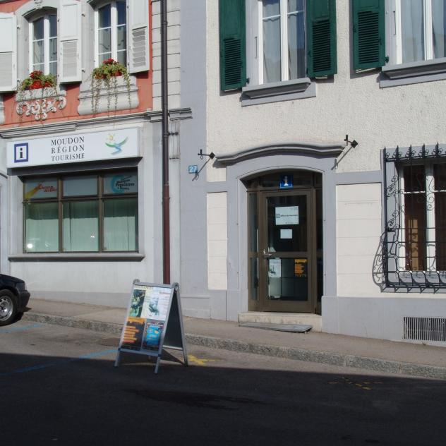 Tourist Office Moudon Region