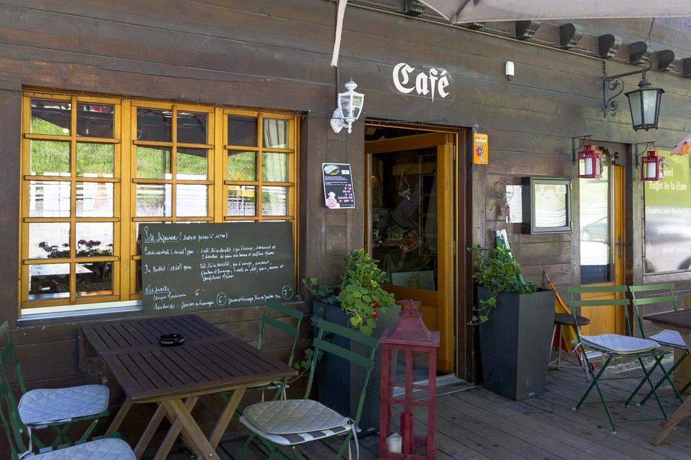 Le buffet de la gare villars gryon les diablerets bex suisse - Office tourisme diablerets ...
