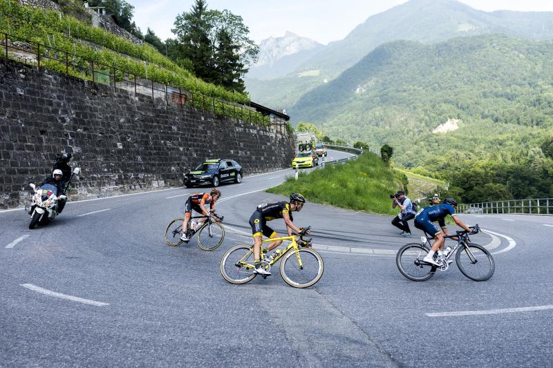 The Strava challenge: for avid cyclists