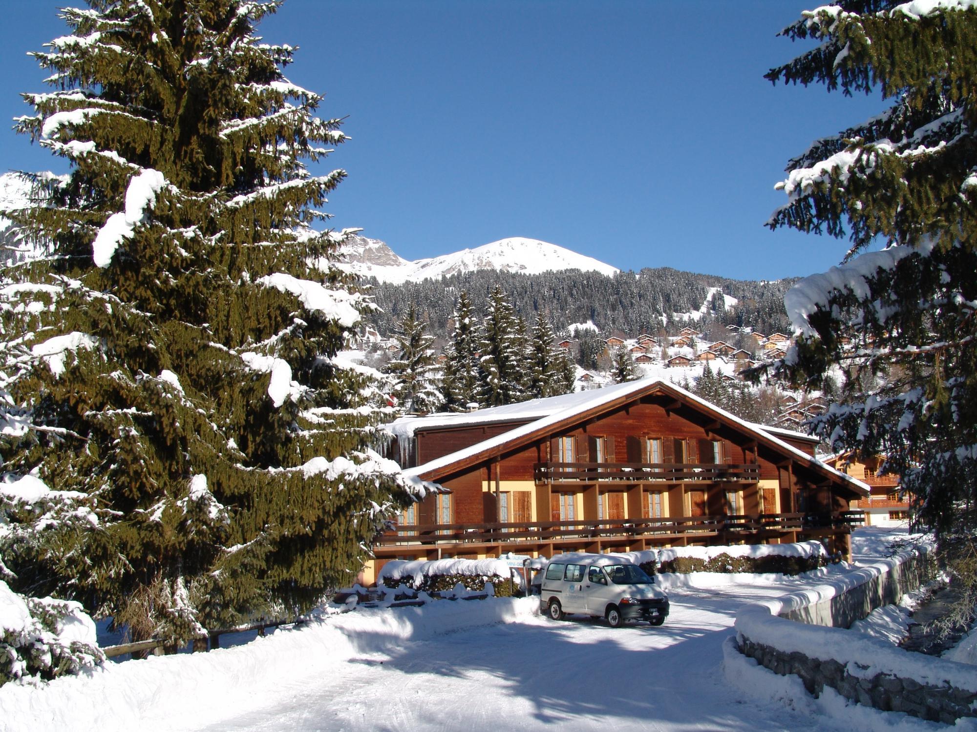 Forfait p ques diablerets glacier 3000 - Office tourisme diablerets ...