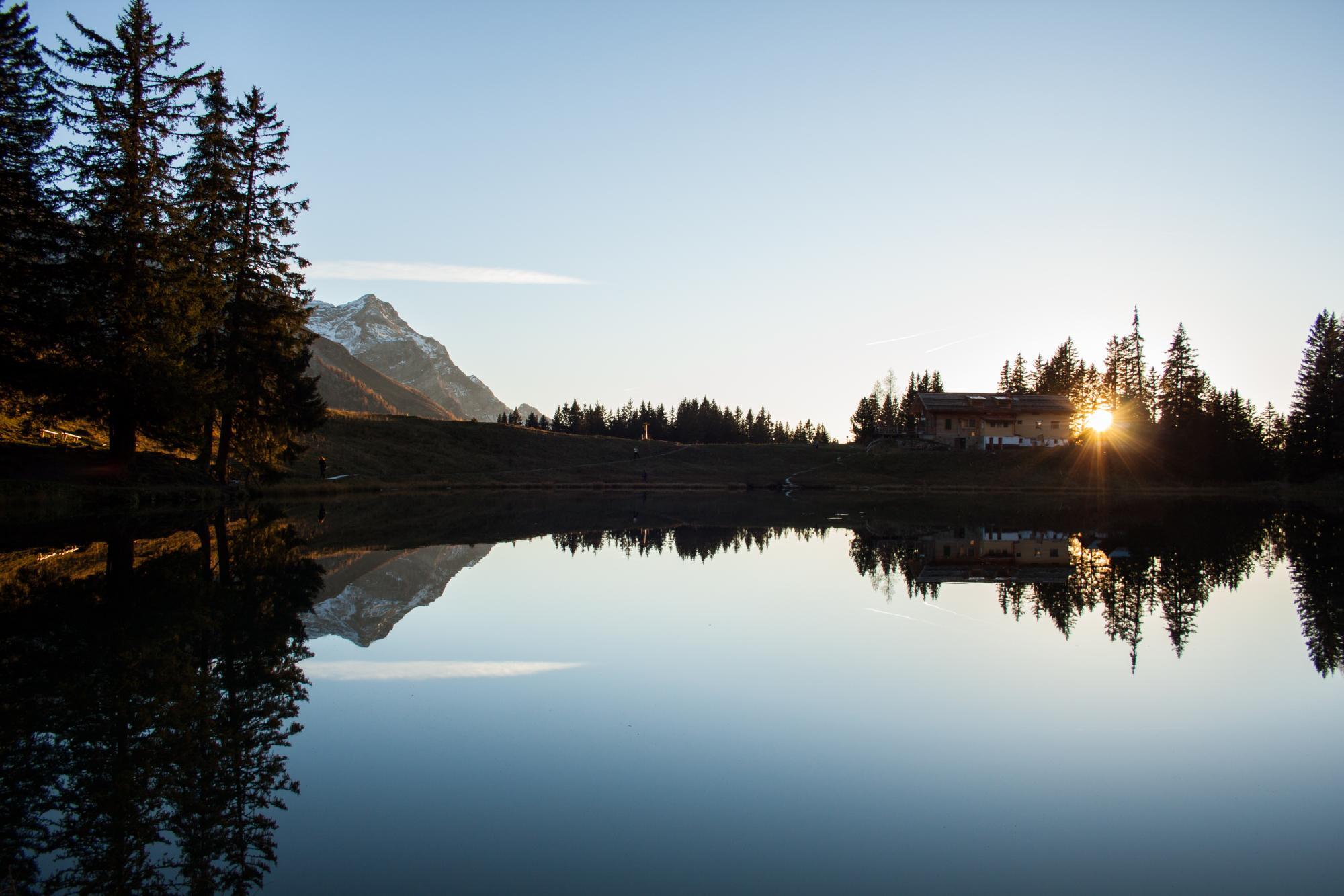Lac retaud villars gryon les diablerets bex suisse - Office tourisme diablerets ...