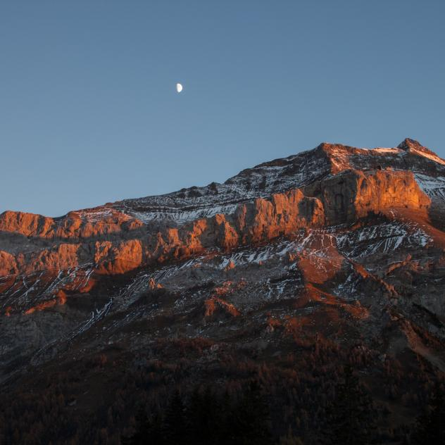 Les Diablerets Mountains