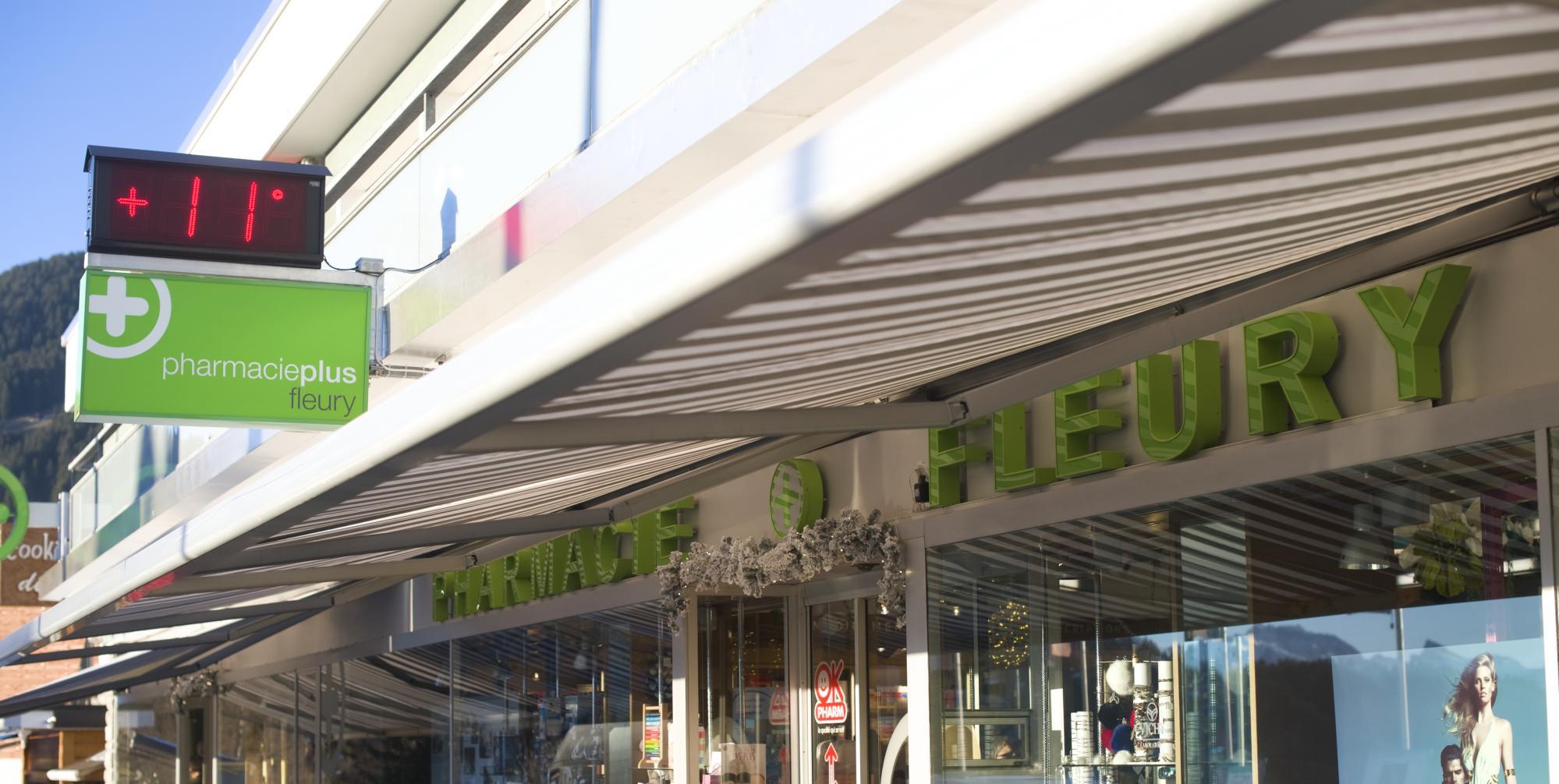 Pharmacie fleury villars gryon les diablerets bex suisse - Office tourisme diablerets ...