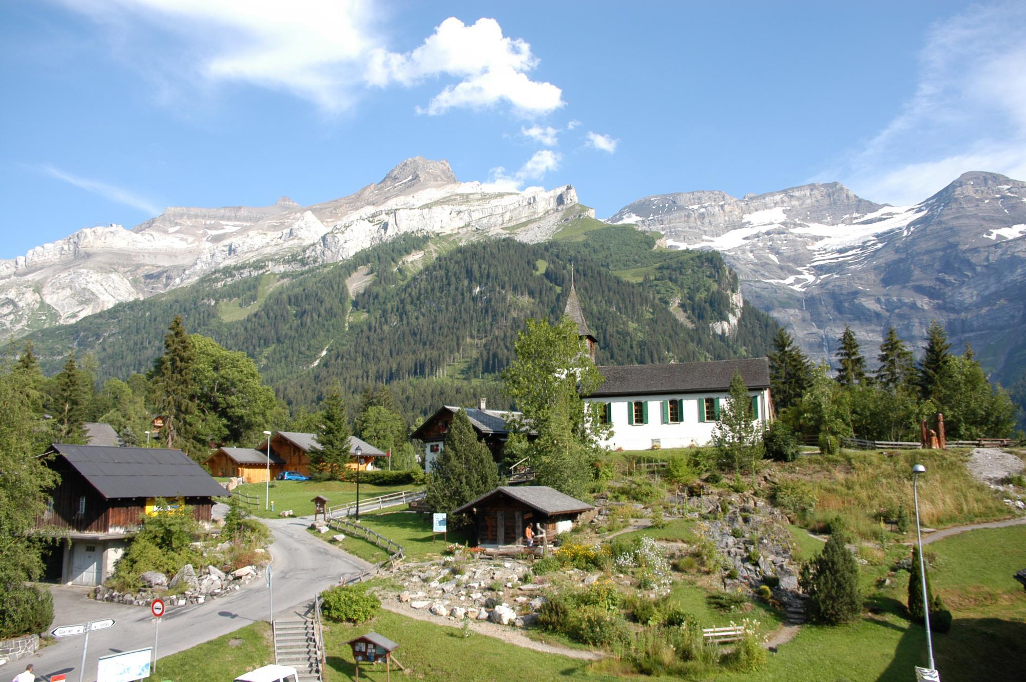 Jardin alpin les tussilages villars gryon les diablerets bex suisse - Office tourisme diablerets ...