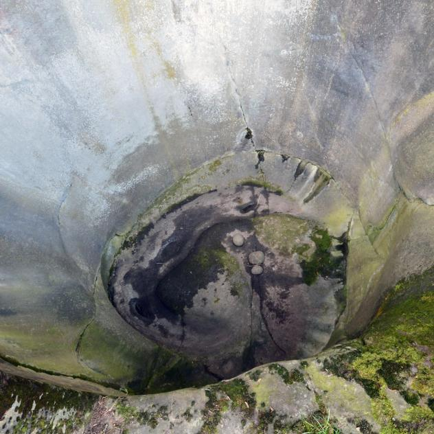 Glacial Pothole of the Caillettes