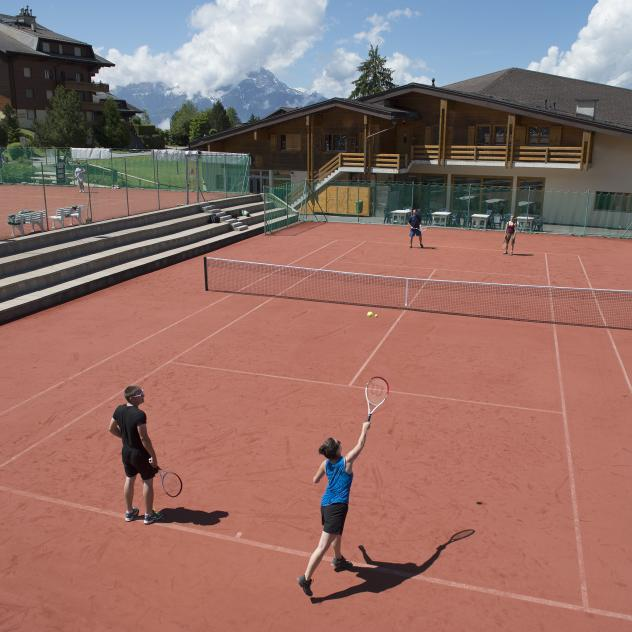 Tennis - Centre des Sports